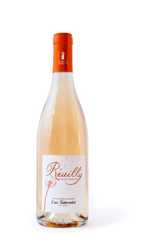 Domain Mardon Tabordet, Héléne Mardon, Luc Tabordet, Reuilly, Pinot Gris, mul, Rosé, biologisch, bio