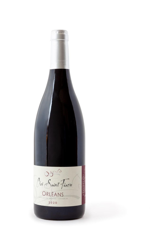 Wijnwerk, Loirewijn, rode wijn, Pinot Noir, Pinot Meunier, Champagnedruif, Orléans