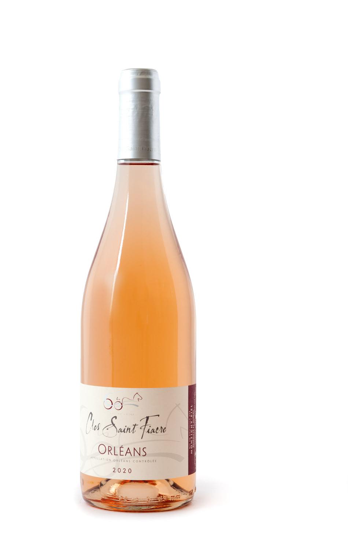 Loire, Loirewijn, Wijnwerk, Pinot Meunier, Pinot Noir, Champagne, rosé, Orléans, Hubert Piel