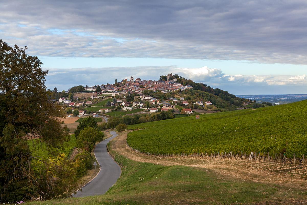 Wijnwerk, Loirewijn, wittewijn, Sancerre, Sauvignon, Pinot Noir