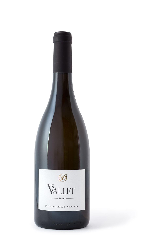 Loirewijn, Stéphane Orieux, Muscadet, Sèvre et Maine, Sur Lie, Melon de Bourgogne, witte wijn, Cru Communal,Vallet