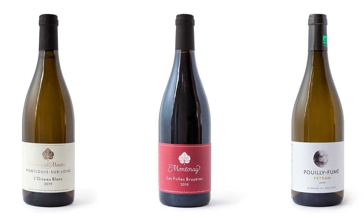 Wijnwerk, Loirewijn, Montlouis, Chenin, Montoray, Pouilly Fumé, Sauvignon, Bouchot, Gamay, Cot