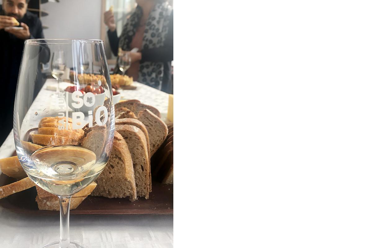 Wijnwerk openings proeverij, 17 en 18 november 2018